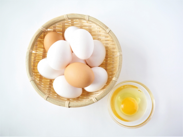 卵白 進め方 離乳食